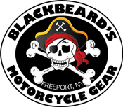 Blackbeard's Motorcycle Gear